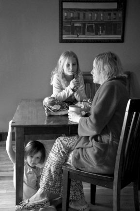 gabriela fine art photography- portrait of a woman as a mother, Carrie