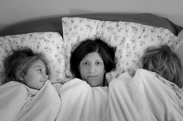 gabriela fine art photography- portrait of a woman as a mother, Laura
